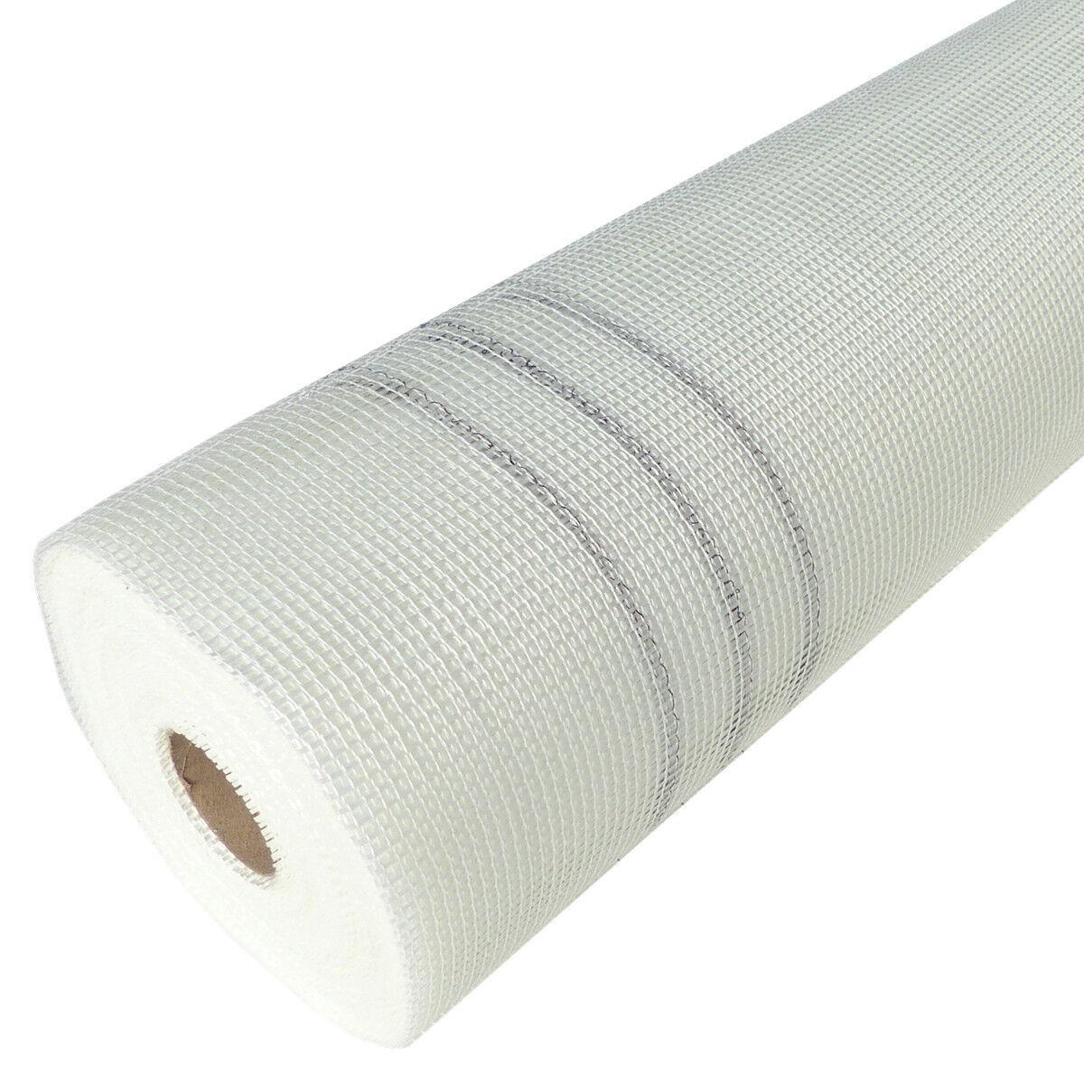 Putzgewebe 100m² Armierungsgewebe ca.165g m² Glasfaser 4mmx4mm Fassade   m²