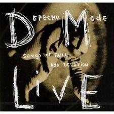 Depeche Mode - Songs of Faith & Devotion : Live [New CD] Hong Kong - Import