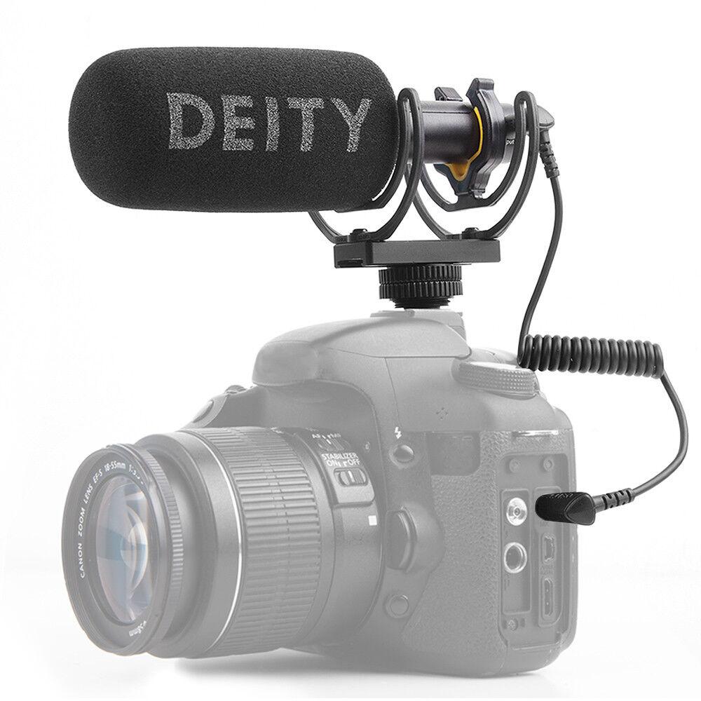 Aputure Deity V-mic D3 Adjustable Condenser Shotgun Super-Cardioid Microphone