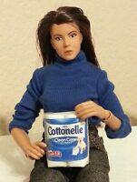 1/6 Scale Cottonelle 4 Pack Toilet Paper Gi Joe Barbie Action Figure Playscale.