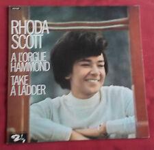 RHODA SCOTT LP ORIG FR ORGUE HAMMOND TAKE A LADDER