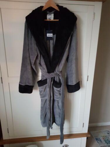 Bedroom Athletics Moore en polaire à capuche Robe de chambre Moore-Anthracite-Medium