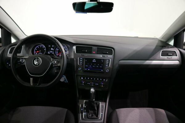 VW Golf VII 1,4 TSi 125 Style DSG BMT billede 6