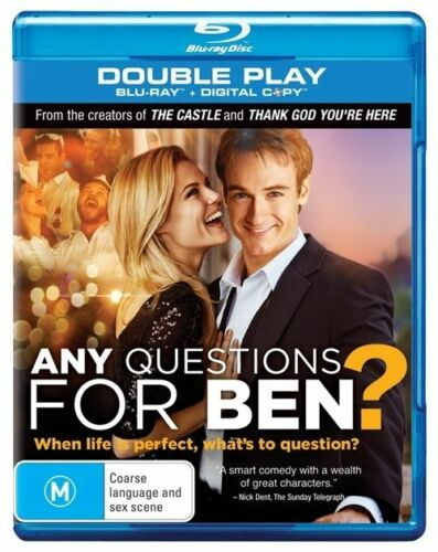 1 of 1 - Any Questions For Ben? (Blu-ray, 2012, 2-Disc Set)