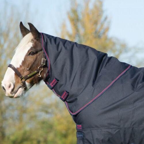 Horseware Amigo XL Neck Cover Lite 0g Navy with Navy /& Red Halsteil