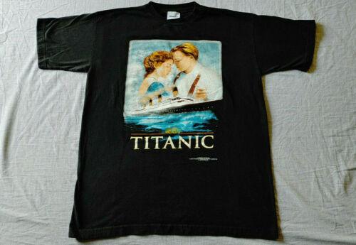 Titanic Movie Stanley Desantis T-Shirt - LARGE