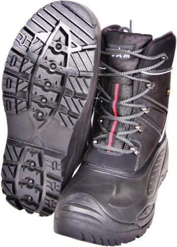 DAM Snow Boots Gr 43 Thermo Stiefel Schuhe Winterstiefel bis 40°C