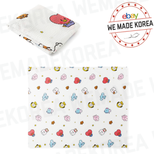 BT21-Character-Baby-Ripple-Blanket-157-x-185cm-Official-K-POP-Authentic-Goods