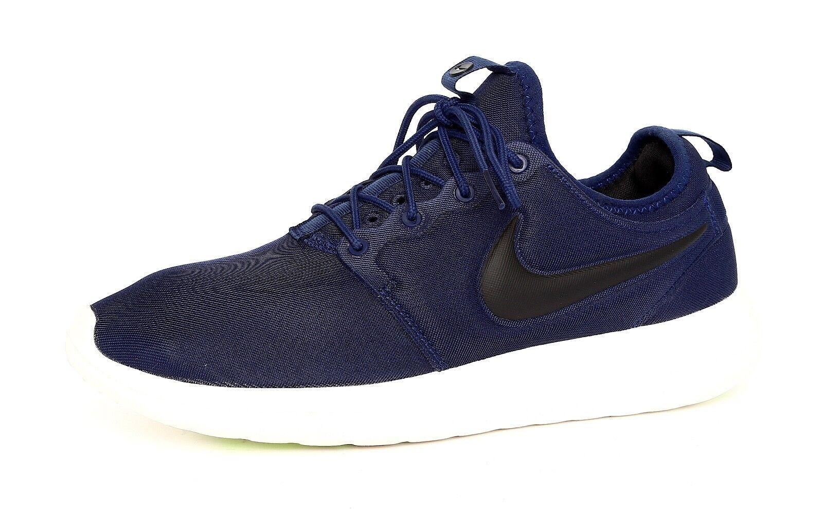 Nike Men's Navy 10 Roshe Running Sneaker Sz 10 Navy 5074 201b96