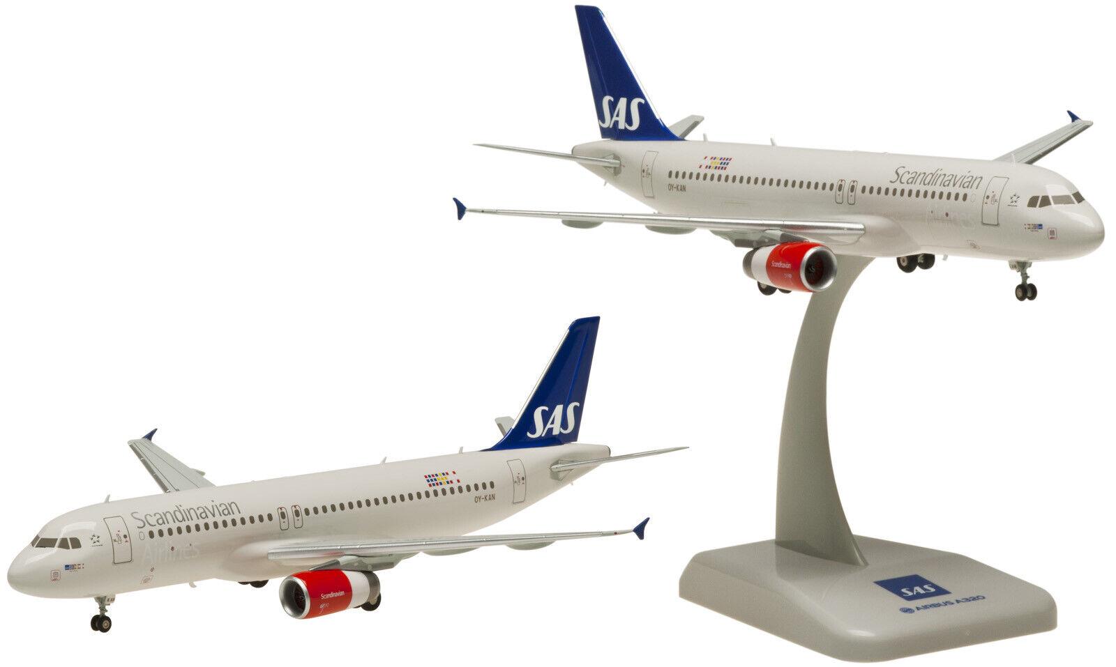 Hogan wings  30022 Airbus A320 SAS Metal  Scale 1 200