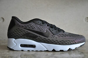 online store a063c e5485 Image is loading Nike-Air-Max-90-Ultra-Moire-Holographic-Deep-