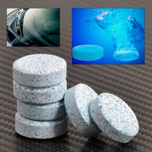 Screenwash Tablets | Concentrated Convenient Ready-to-Use | x1 x5 x10 | UK STOCK