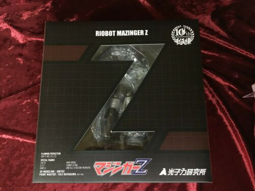 RIOBOT Mazinger Z die-cast ABS action Figure Sentinel 160mm Anime JAPAN 2019