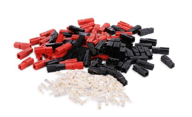 Anderson Powerpole Connectors 100 Pair 1327 1327g6 1331 for sale online