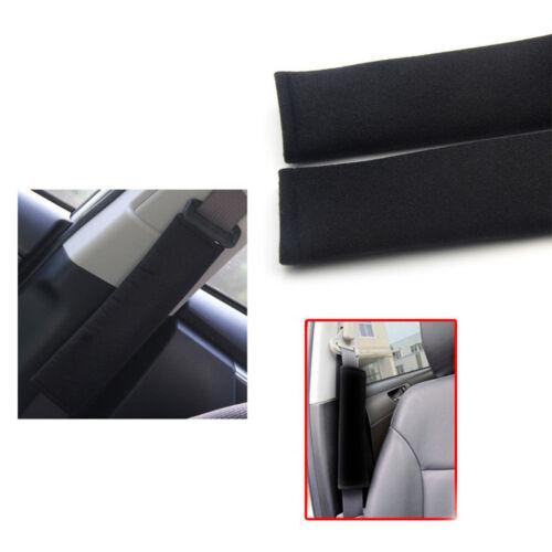 2 Stück Auto Sicherheitsgurt Schulterpolster Abdeckung Kissen Harness Pad