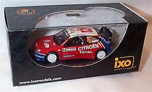 Sainz Escala 1-43 nuevo en caso CITROEN XSARA WRC #2 Rally de Turquía 2005 C