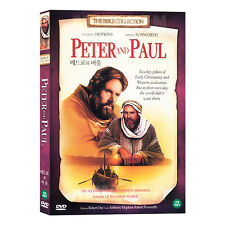 Peter and Paul - The Bible Collection DVD Anthony Hopkins Robert Worth Fox