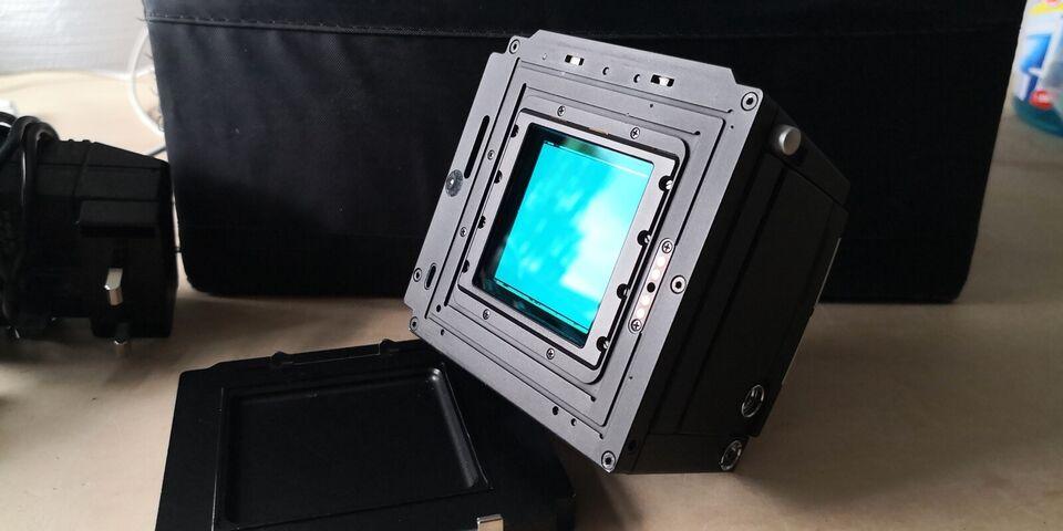 Phase One, P20 Hasselblad V-mount digitalt bagstykke