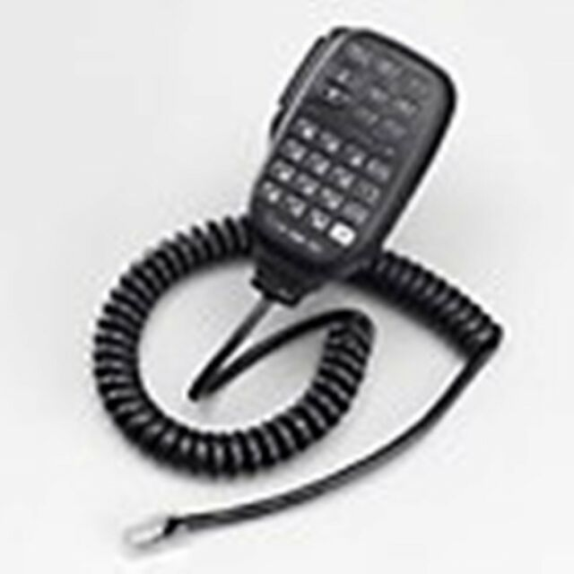 New Icom HM-232 Hand microphone From Japan F//S with tracking number