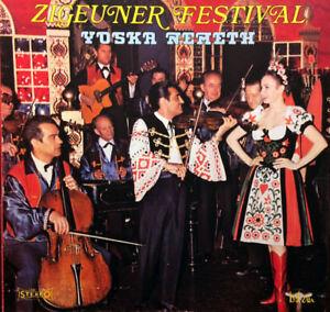 YOSKA-NEMETH-Zigeuner-Festival-LP-vinyl-33rpm