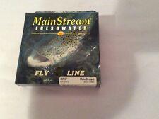 Rio MAINSTREAM Lemon Green  WF5F  Fly Line-New In Box