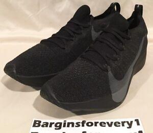 Image is loading New-Nike-Vapor-Street-Flyknit-Size-12-Black-