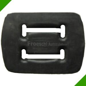 Caoutchouc-D-039-Echappement-Systeme-Support-Porsche-924-944-8