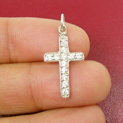 Pendant Charm Jewelry Faith Cross NEW Ankh Necklace 925 Sterling Silver