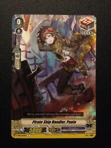 Common Card V-EB02/052EN C Cardfight Vanguard: Pirate Ship Handler Paolo