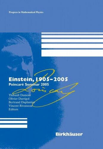Einstein 1905-2005|Gebundenes Buch|Englisch