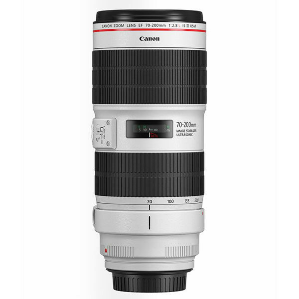 New Canon EF 70-200mm F2.8L IS USM III Zoom