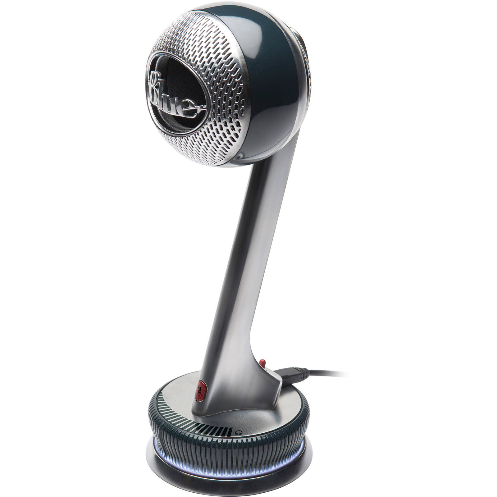 bluee Microphones NESSIE Adaptive USB Cardioid Condenser Microphone