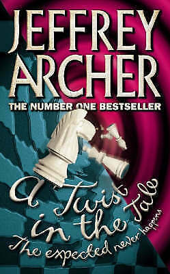 """""""AS NEW"""" Archer, Jeffrey, A Twist in the Tale Book"""