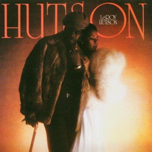 Leroy Hutson – Hutson - CD