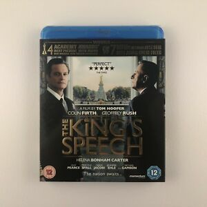 The-King-s-Speech-Blu-ray-2011-s-New-amp-Sealed