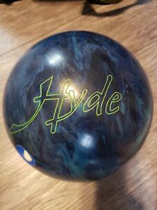 Rare-Columbia-300-Hyde-15-7-lb-Blue-Bowling-Ball-b003