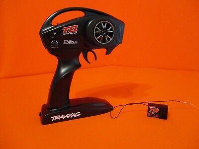 *NEW TRAXXAS 2.4ghz TQ 2 Channel Radio System /& Receiver SLASH RAPTOR VXL XL5 RL