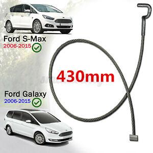 Para-Ford-S-MAX-FORD-GALAXY-coche-Manija-de-palanca-de-freno-de-mano-CABLE-boton-de-liberacion-V