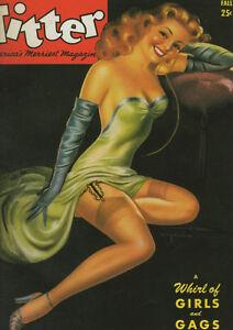 BILLY-DE-VORSS-PIN-UP-GIRL-TITTER-A1-CANVAS-PRINT-POSTER-FRAMED-33-1-034-x23-4-034