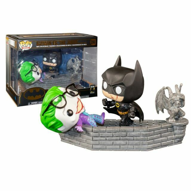 Funko Pop-Batman et Joker 1989 Movie Moments