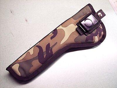 """LEFT Hand Belt Holster TAURUS RAGING JUDGE 6-1//2/"""" Barrel 3/"""" Magnum cylinder USA"""
