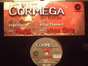 CORMEGA-ANGEL-DUST-KILLAZ-THEME-12-034-1998-RARE-HAVOC-MOBB-DEEP