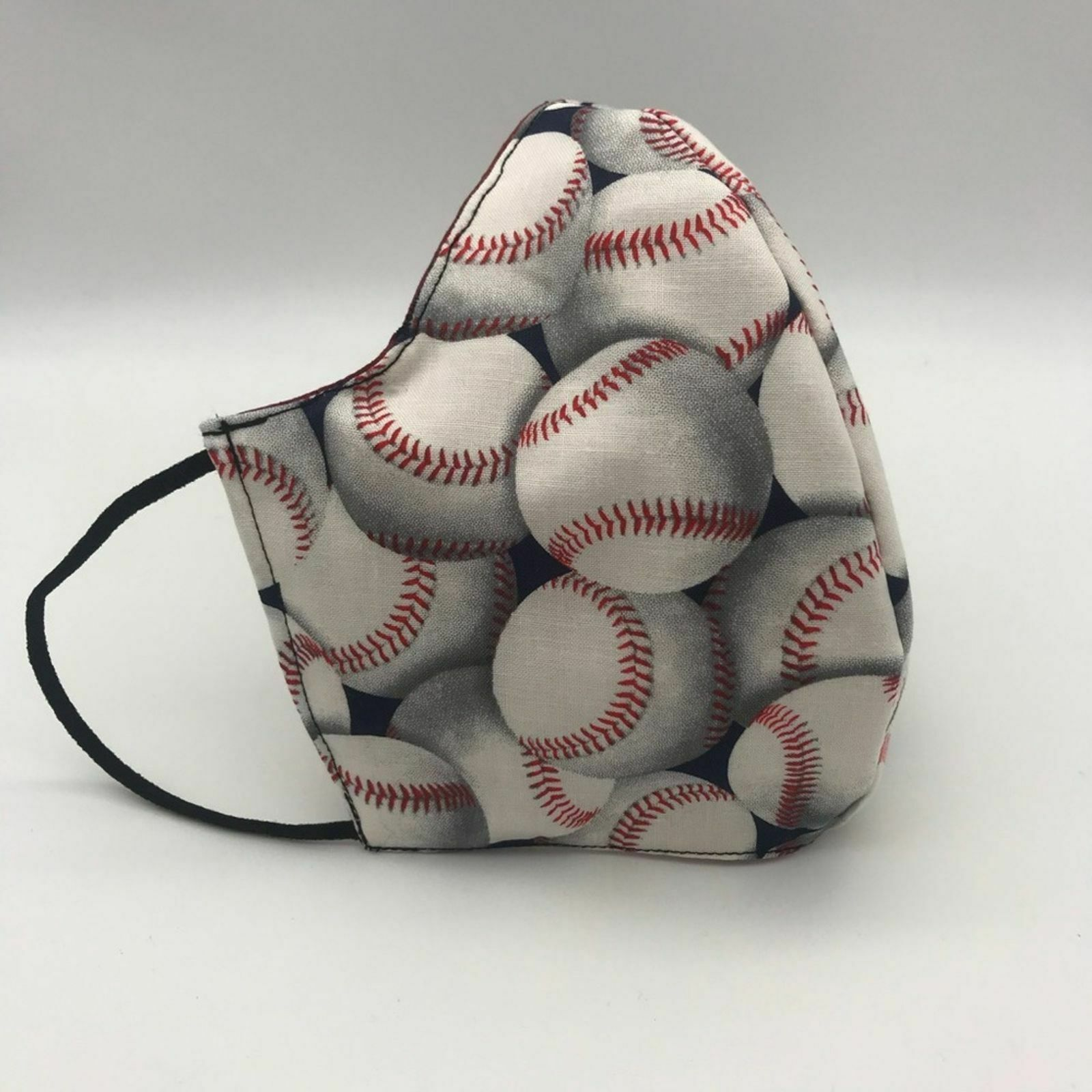 Adult Face Mask Baseball Reversible New Reusable