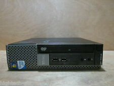 DELL OPTIPLEX 780 USFF Intel Dual Core 2.8 GHz 4 GB RAM 160GB HDD DVD Windows 7