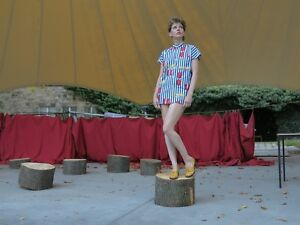 True Women's 86 80s 80er Bluse Shirt Superklasse shirt T Vintage Oberteil Udqn4vx70