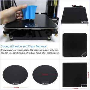 ANYCUBIC-Ultrabase-Platform-Glass-Build-Plate-for-3D-Printers-MK2-MK3-Heated-Bed