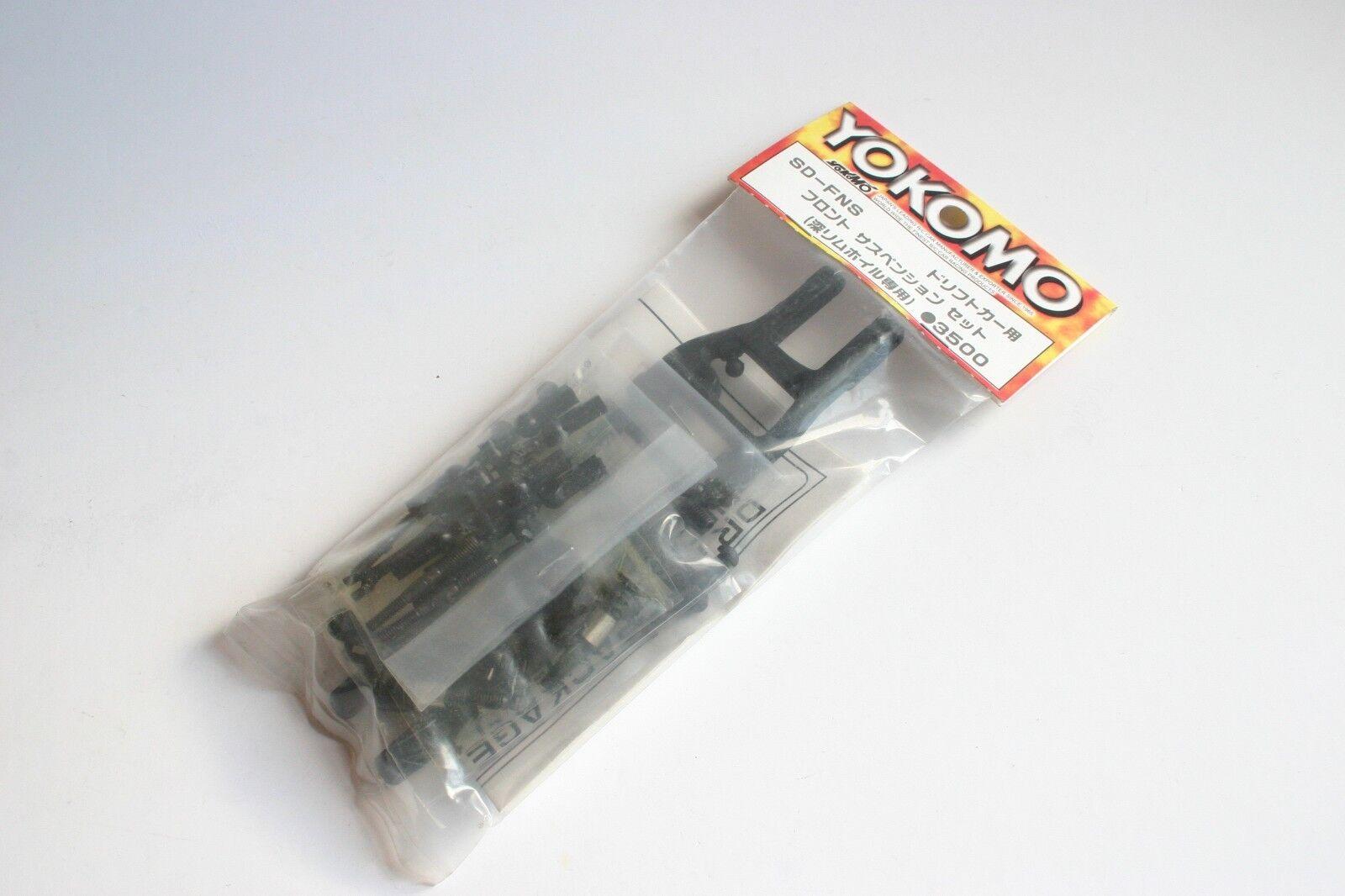 Yokomo Short Suspension Arm Set For Deep Offset Drift Wheels - SD-FNS Drift