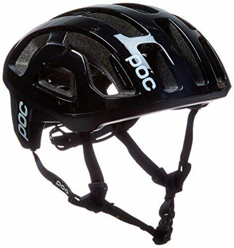 POC Octal, ciclismo casco para X ciclismo de montaña, CX, grava Negro Talla Med