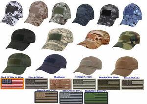 Image is loading Special-Force-Low-Profile-Tactical-Adjustable-Operator-Cap- de84ec42f22