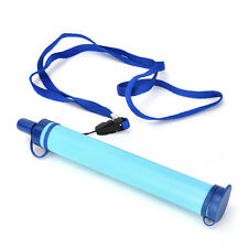 Outdoor Mini Water filter straw tube,water is life,Personal water purifier MDAU